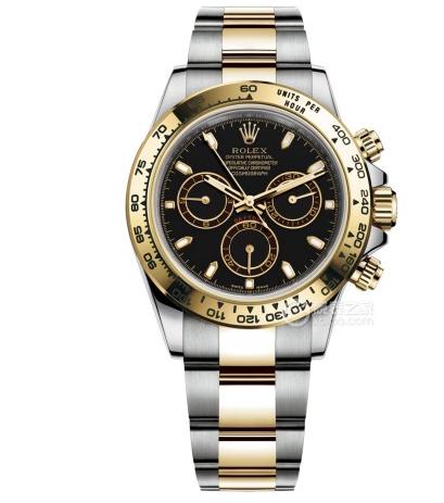 N厂复刻劳力士迪通m116503-0004钢带男士自动机械手表